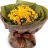 후리지아노란색꽃다발(계절상품)